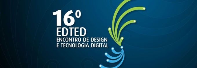 Banner da 16ª edição do EDTED