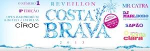 Imagem de Promoção do Réveillon Costa Brava 2013