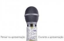Microfone - Faça Apresentações! Não Faça Slides